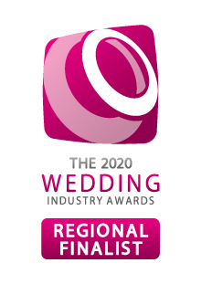 The Wedding Industry Awards 2020 Regional Finalist Badge - Raw Photography Ltd